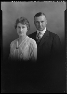 Portrait of Mr. and Mrs. Bramstadt