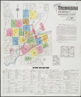 Insurance maps of Trinidad, Las Animas County, Colorado