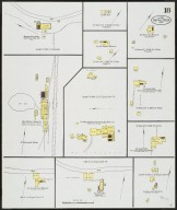Insurance maps of Cripple Creek, including Anaconda and Gillett, Colorado
