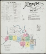 Aspen Colorado, Pitkin Co.