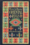 How to know oriental rugs, a handbook