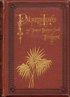 Palmetto-leaves