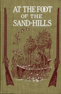 At the foot of the sand-hills