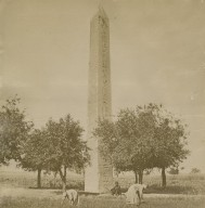 The Obelisk of Heliopolis