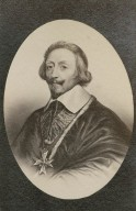 Portrait of Richelieu