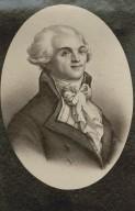 Portrait Robespierre