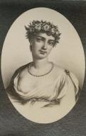Portrait of Rosalie Ducrollay Jullien
