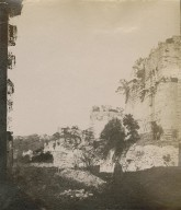 Ancient walls, possibly Istanbul