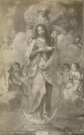 Assumption of the Virgin, by Sirani