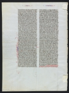 Bible leaf [illuminated]