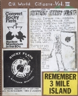 C.U. World Citizens Vol. 3 - 1980-1981