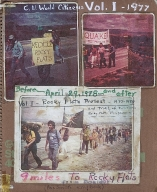 """C.U. World Citizens Vol. 1 - Rocky Flats Protest - 1977-1978 and Trial of Truth Force Rock Flats """"Tresspassers"""""""