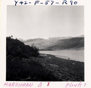 Harriman Fiord, Alaska, United States