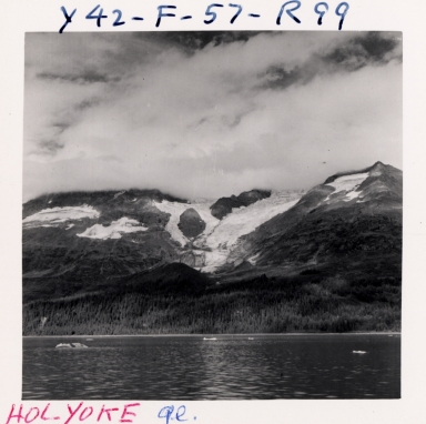 Holyoke Glacier, Alaska, United States