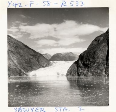 Sawyer Glacier, Alaska, United States