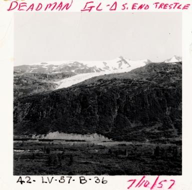 Deadman Glacier, Alaska, United States