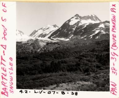 Bartlett Glacier, Alaska, United States