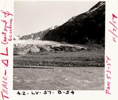 Trail Glacier, Alaska, United States