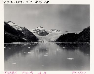 Tiger Glacier, Alaska, United States