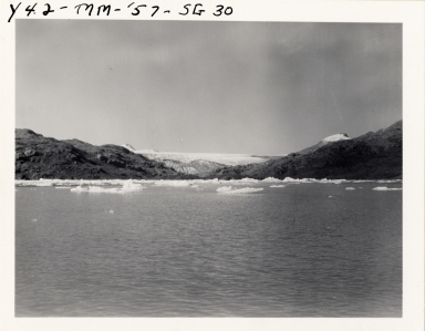 Princeton Glacier, Alaska, United States