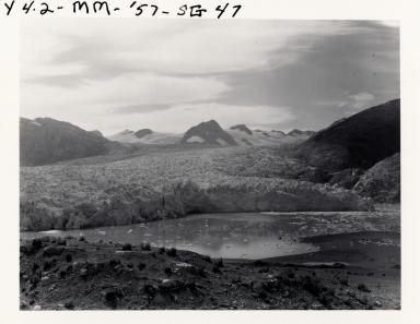 Nellie Juan Glacier, Alaska, United States