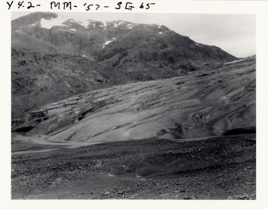 Ultramarine Glacier, Alaska, United States