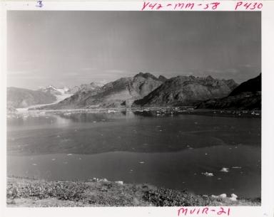 Riggs Glacier, Alaska, United States
