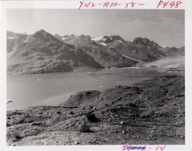 Plateau Glacier, Alaska, United States