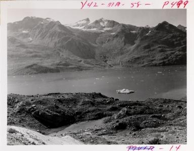 Patton Glacier, Alaska, United States