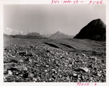 McBride Glacier, Alaska, United States