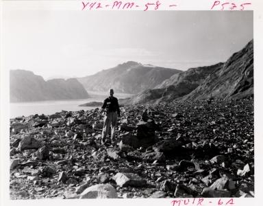 W.O. Field at Muir Inlet, Alaska, United States