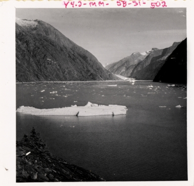 Dawes Glacier, Alaska, United States