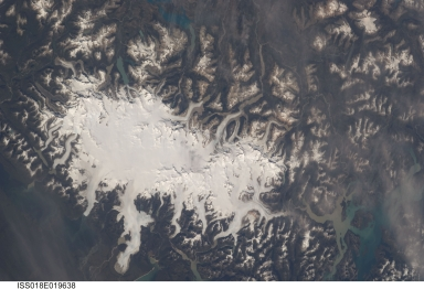 Northern Patagonia Glaciers, Chile; Argentina