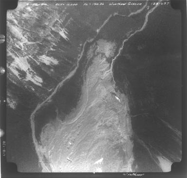 Winthrop Glacier, Washington, United States