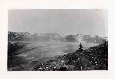 Adams Plateau Glacier, Alaska, United States