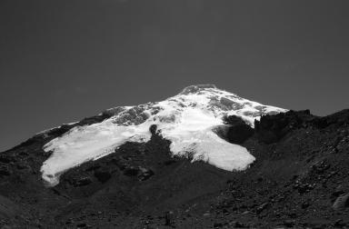 Antizana 15 Alpha Glacier, Ecuador