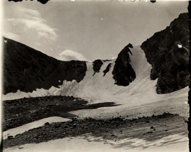 Arapaho Glacier, Colorado, United States