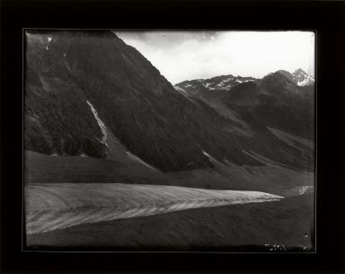 Arolla Glacier, Valais, Switzerland