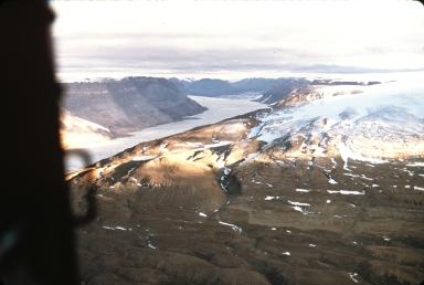 Bissels Glacier, Greenland