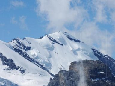 Blüemlisalpgletscher, Bern, Switzerland