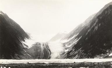 Boundary Glacier, Alaska, United States