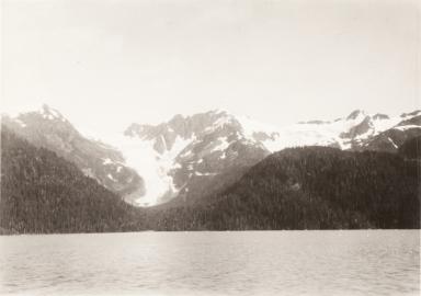 Brilliant Glacier, Alaska, United States