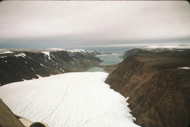 Brother Johns Glacier, Greenland