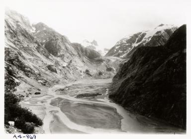 Brown Glacier, Alaska, United States