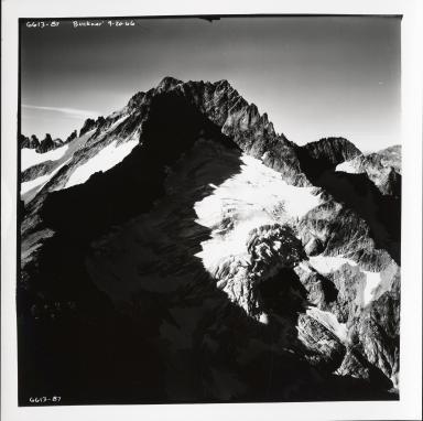 Buckner Glacier, Washington, United States