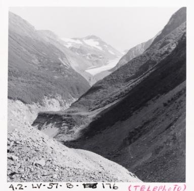 Camicia Glacier, Alaska, United States