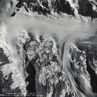 Canwell Glacier, Alaska, United States