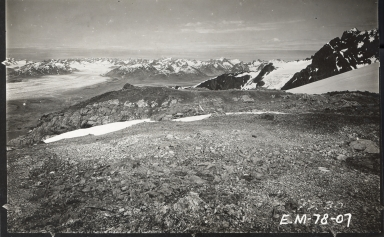 Casement Glacier, Alaska, United States