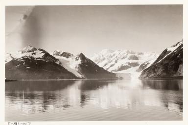 Cataract Glacier, Alaska, United States
