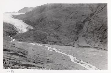 Charpentier Glacier, Alaska, United States